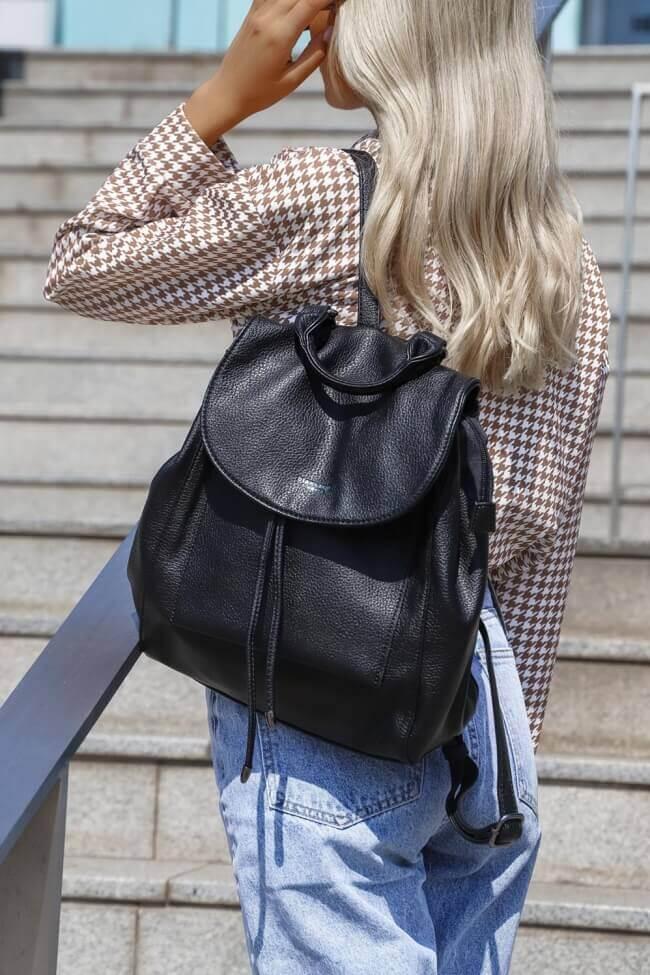 Backpack Δερματίνη Diana