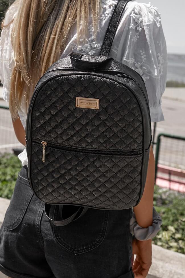 Backpack Καπιτονέ New Style
