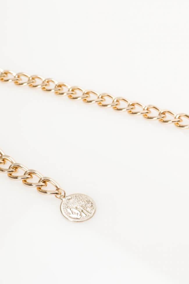 Chain Belt με Διακοσμητικό Νόμισμα