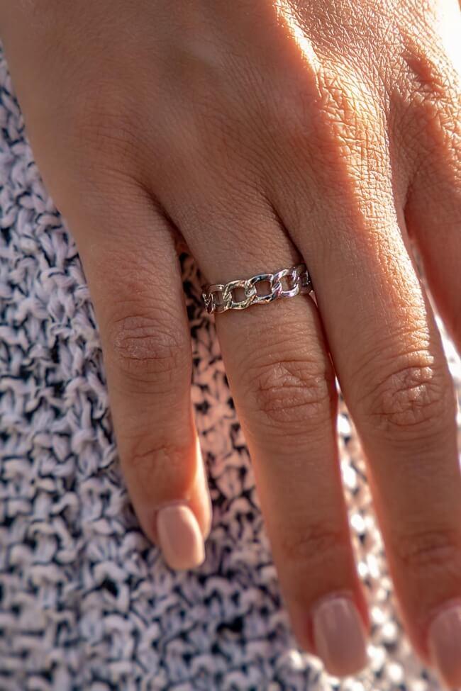 Δαχτυλίδι Αλυσίδα