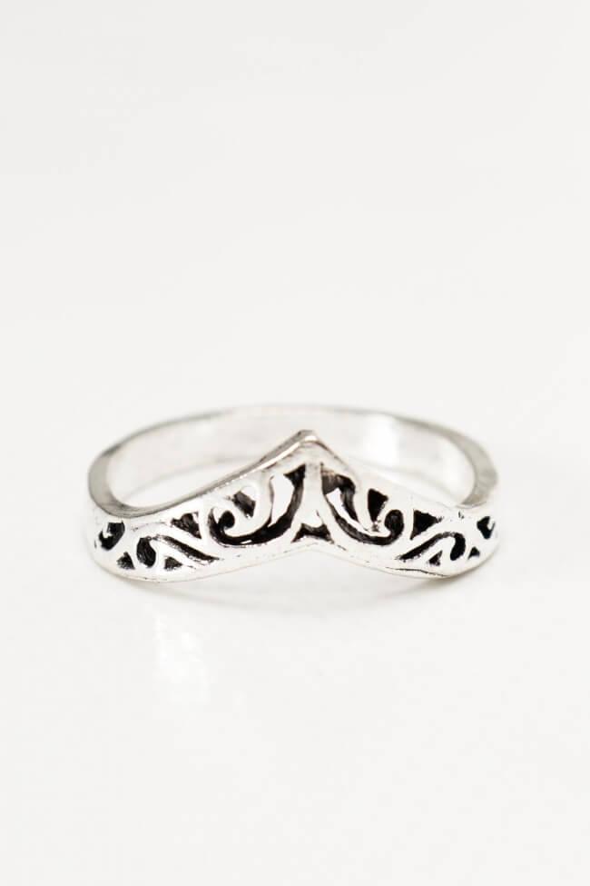 Δαχτυλίδι Boho
