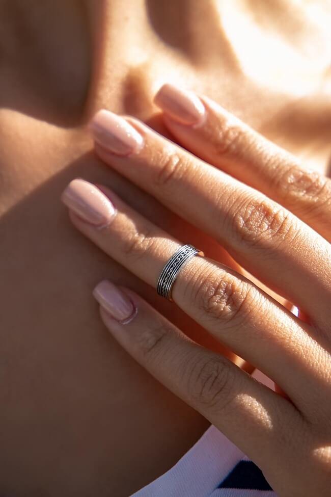 Δαχτυλίδι Boho Midi