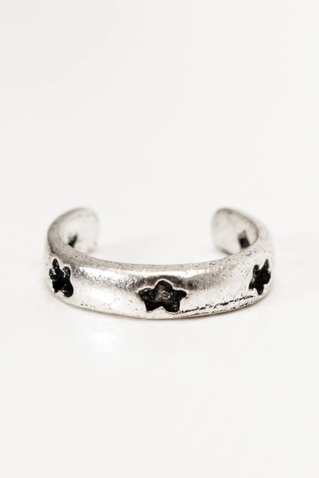 Δαχτυλίδι με Αστέρια Midi