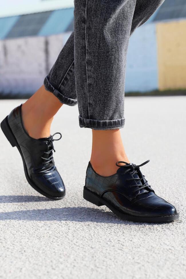 Δετά Παπούτσια Croco