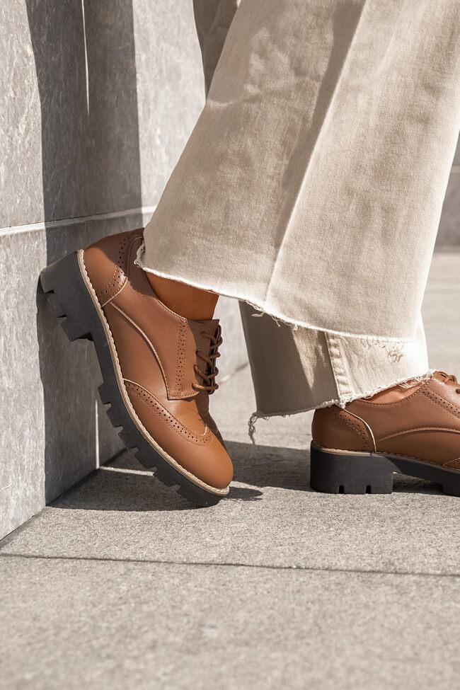 Δετά Παπούτσια Oxford