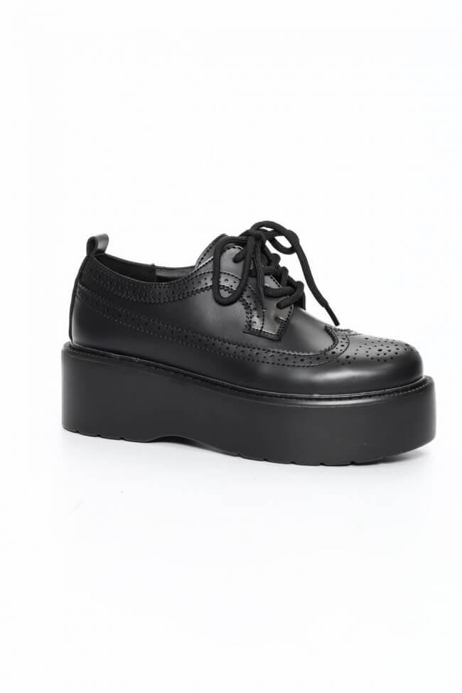 Δετά Παπούτσια Oxford Δίσολα