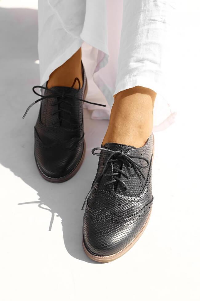 Δετά Παπούτσια Snake Print