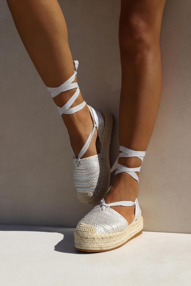 Εσπαντρίγιες Open Heel