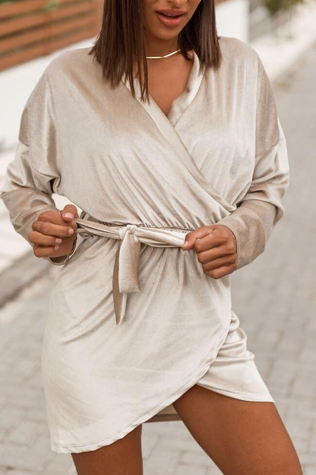 Φόρεμα Κρουαζέ Velvet
