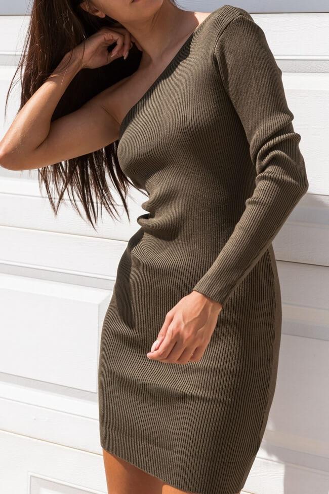 Φόρεμα με Έναν Ώμο