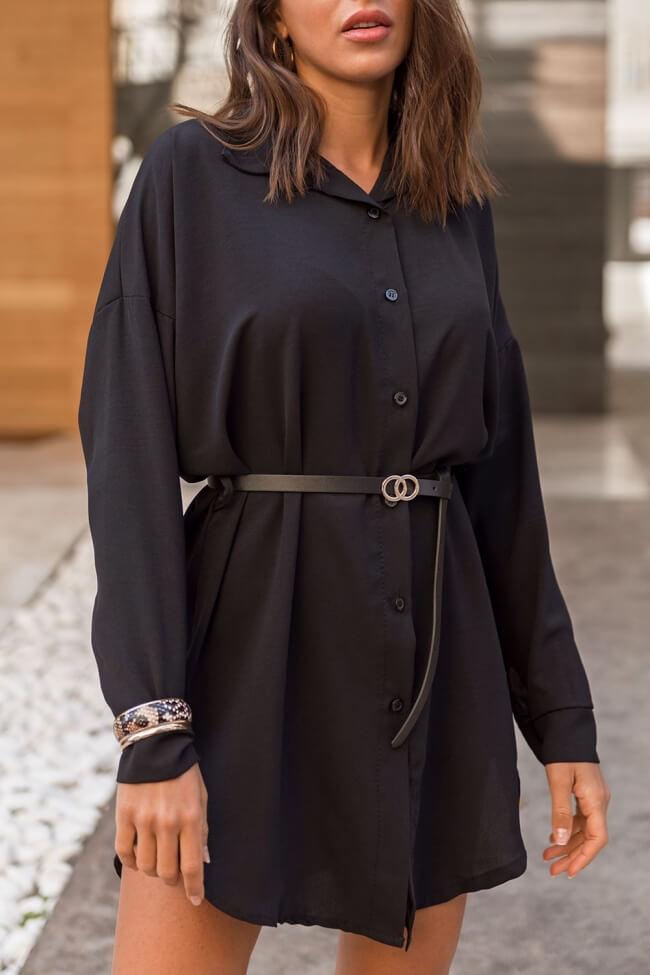 Φόρεμα Πουκάμισο με Ζωνάκι