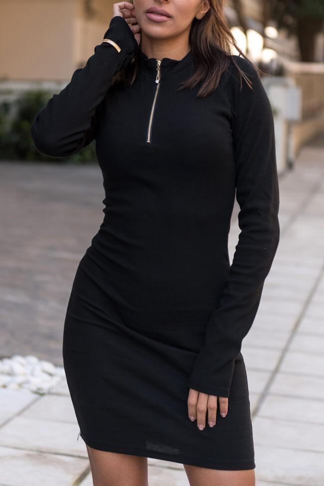 Φόρεμα Ριπ Ελαστικό