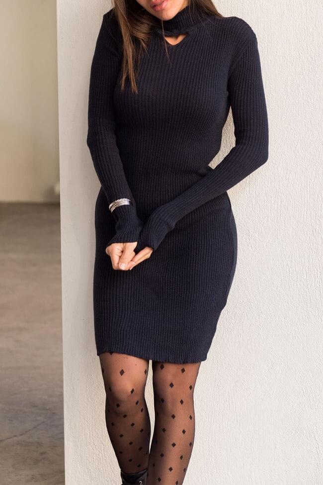 Φόρεμα Ripped