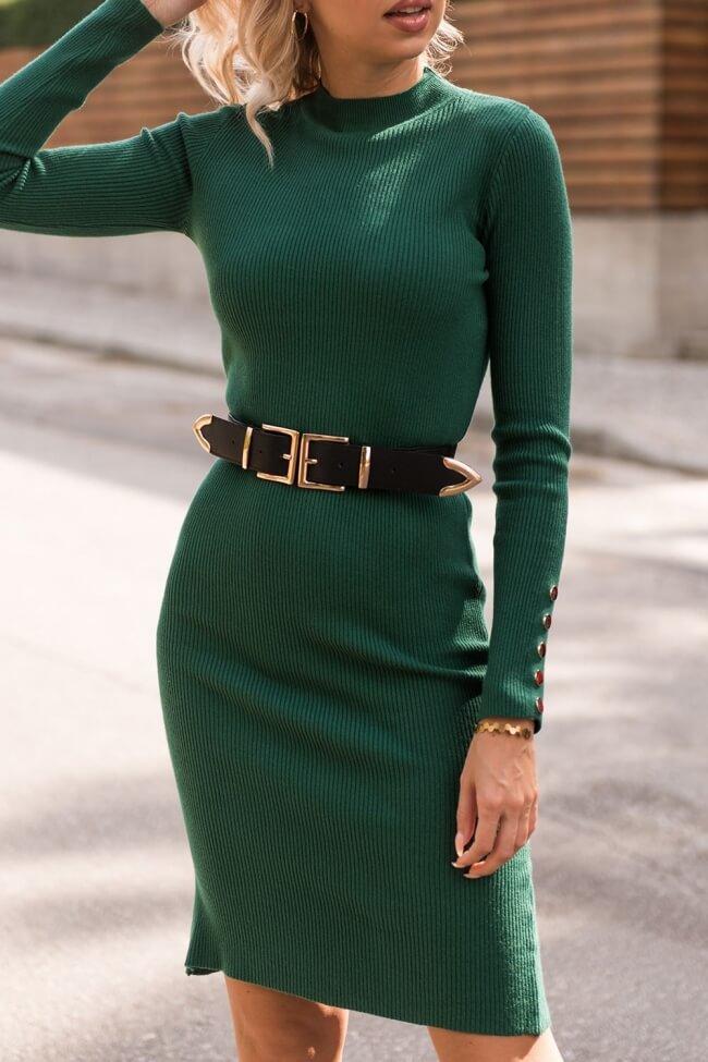 Φόρεμα Ripped με Σκίσιμο