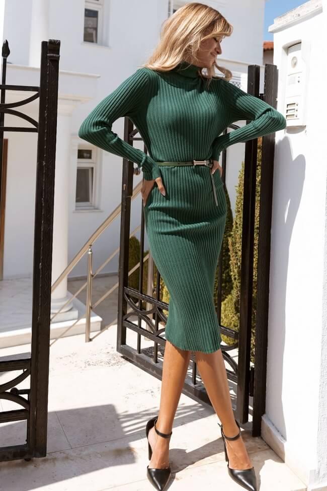 Φόρεμα Ripped Ζιβάγκο