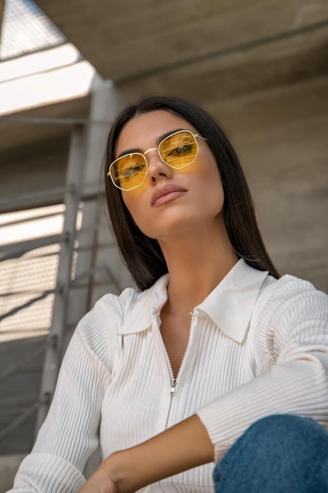 Γυαλιά Ηλίου Hexagon