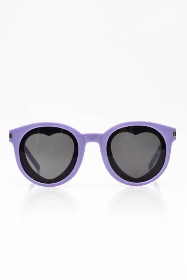 Γυαλιά Ηλίου με Τζάμι Καρδιά