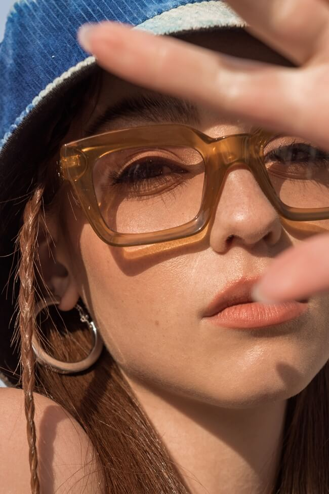 Γυαλιά Ηλίου Ορθογώνια
