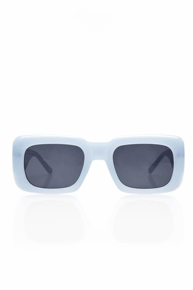 Γυαλιά Ηλίου Ορθογώνια με Φαρδύ Βραχίονα
