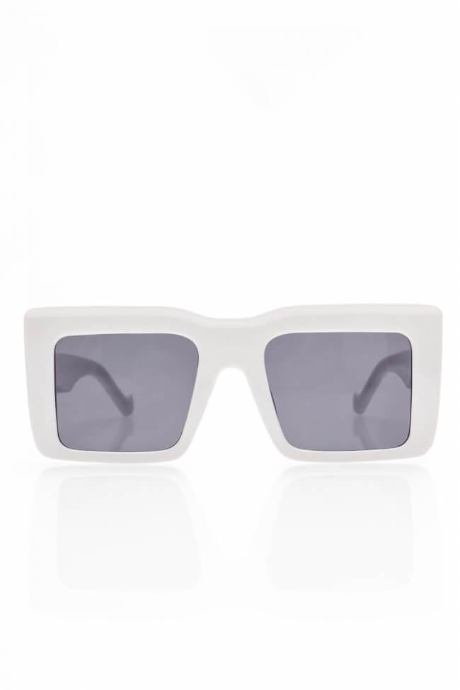 Γυαλιά Ηλίου Τετράγωνα Μονόχρωμα