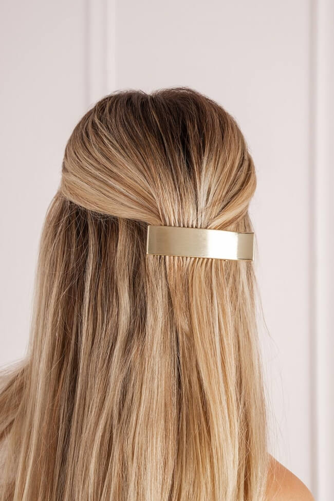 Hair Clip Μανταλάκι Μεταλλικό