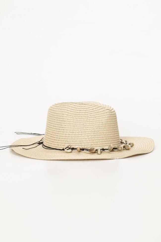 Καπέλο με Κοχύλια