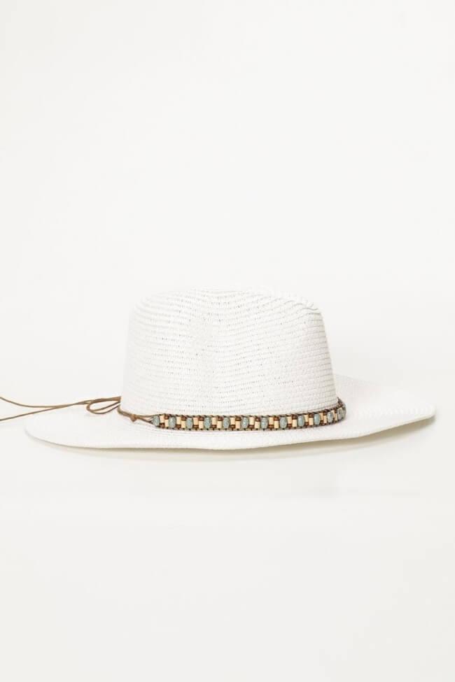 Καπέλο με Χάντρες