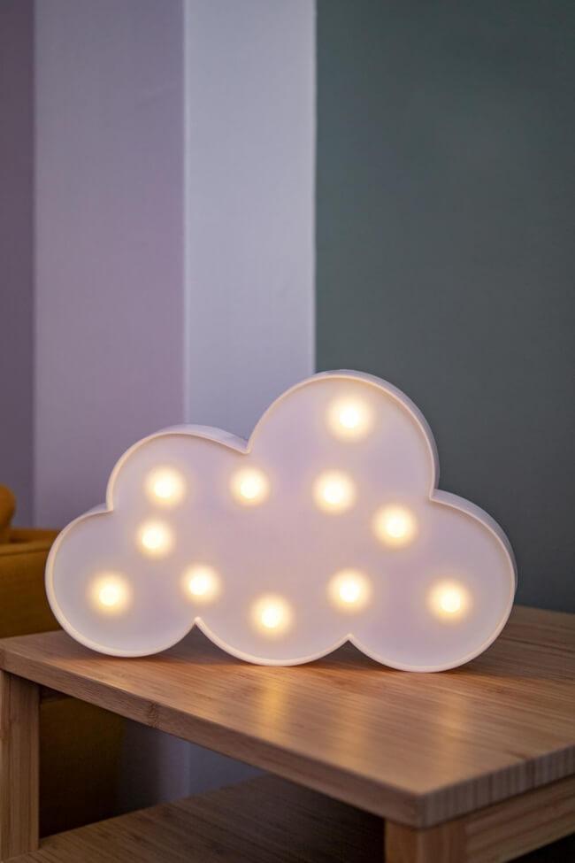 Led Διακοσμητικό Φωτιστικό Clouds