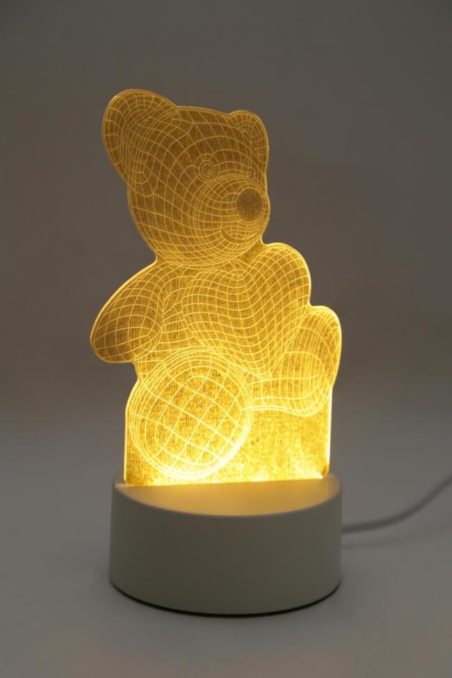 Led Φωτιστικό Little Bear