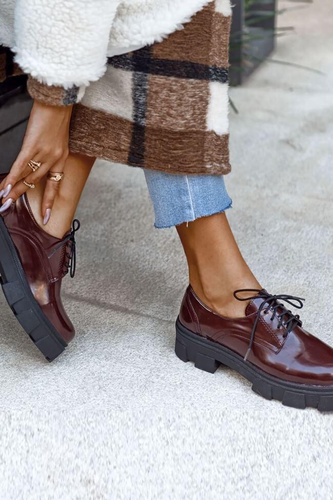 LUIGI DESIGN-Δετά Παπούτσια Δίσολα