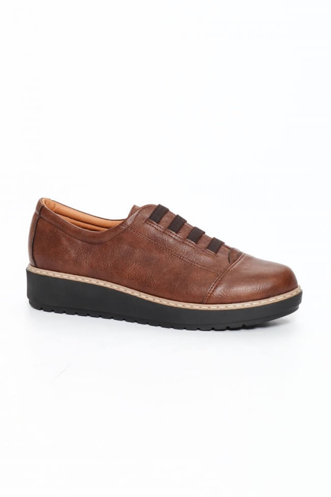LUIGI DESIGN - Δετά Παπούτσια με Λάστιχο
