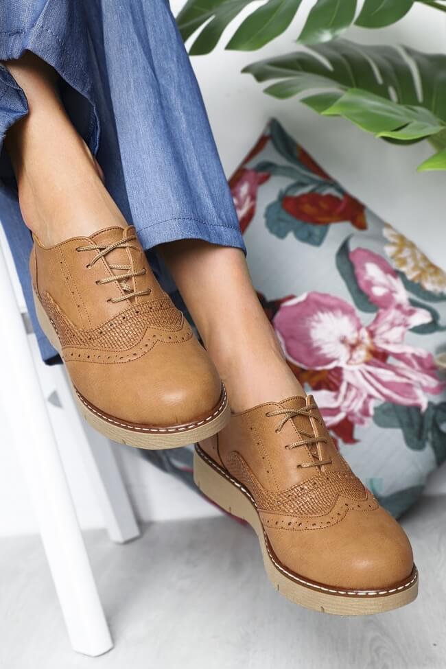 LUIGI DESIGN - Δετά Παπούτσια Oxford
