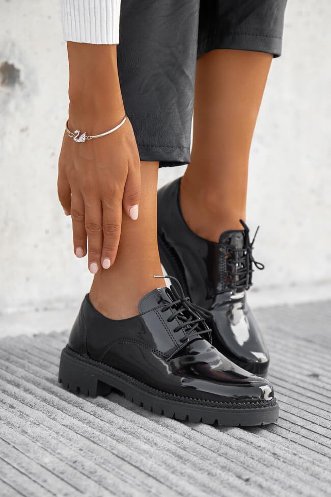 LUIGI DESIGN - Δετά Παπούτσια Τρακτερώτη Σόλα