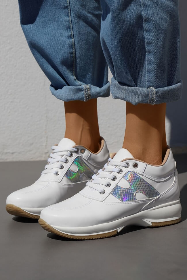 LUIGI DESIGN - Sneakers με Ανατομικό Πάτο (Memory Foam)