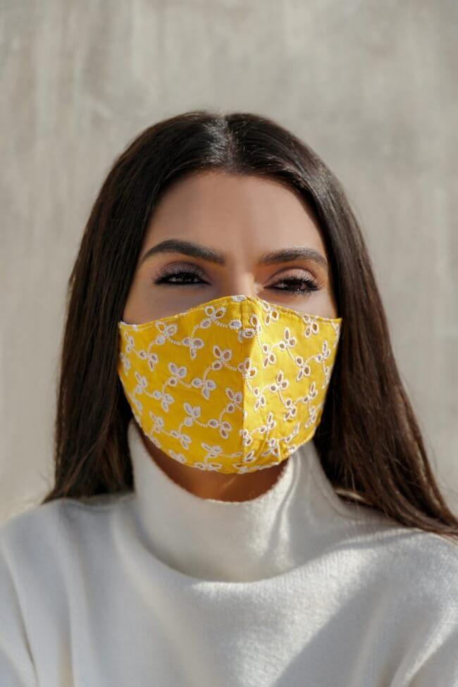 Μάσκα Πολλαπλών Χρήσεων Υφασμάτινη
