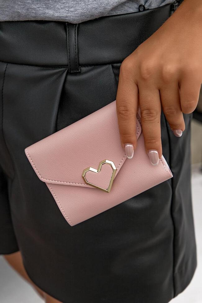 Μικρό Πορτοφόλι με Καρδούλα