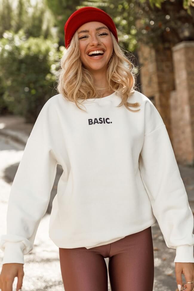 Μπλούζα Φούτερ BASIC