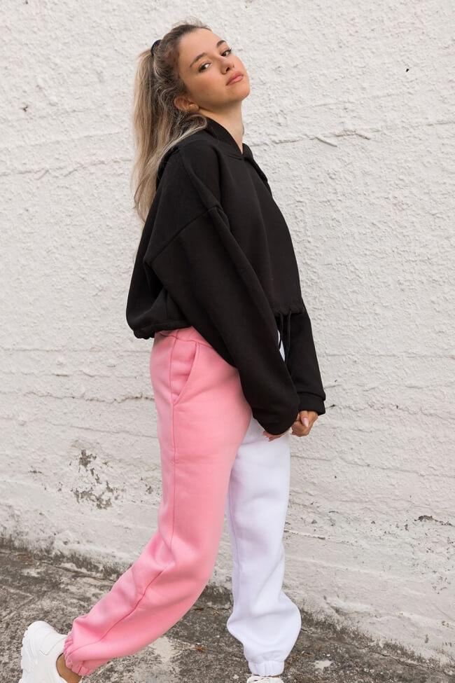 Μπλούζα Φούτερ με Κουκούλα