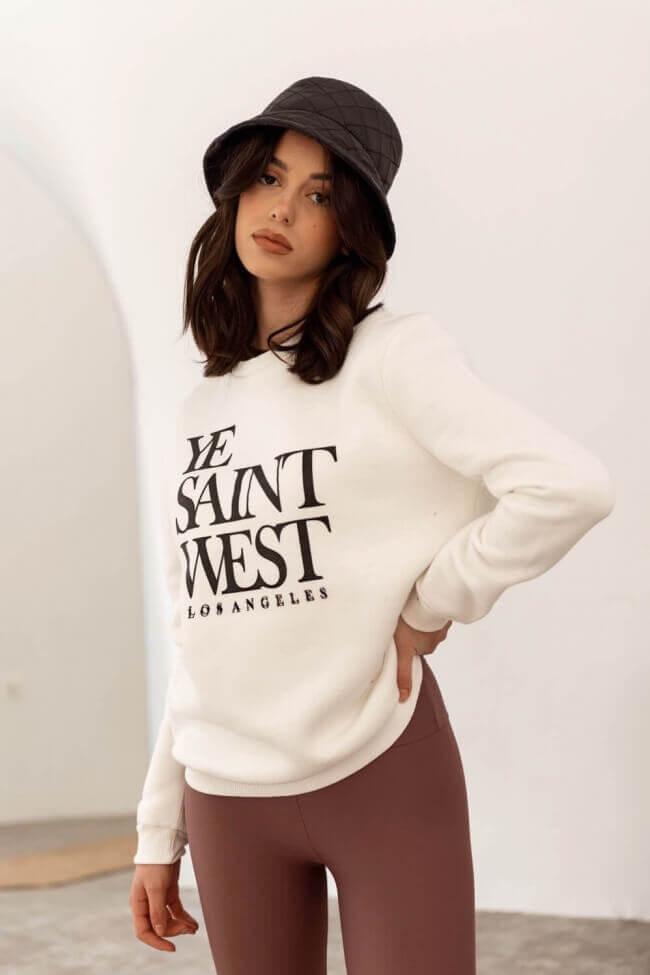 Μπλούζα Φούτερ Saint West