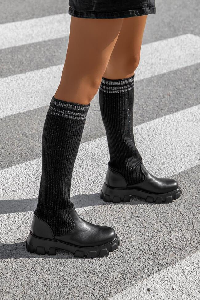 Μπότες Κάλτσα