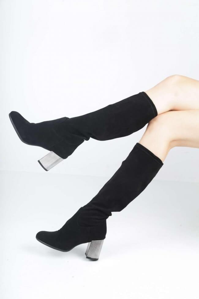 Μπότες Κάλτσα Καστώρ