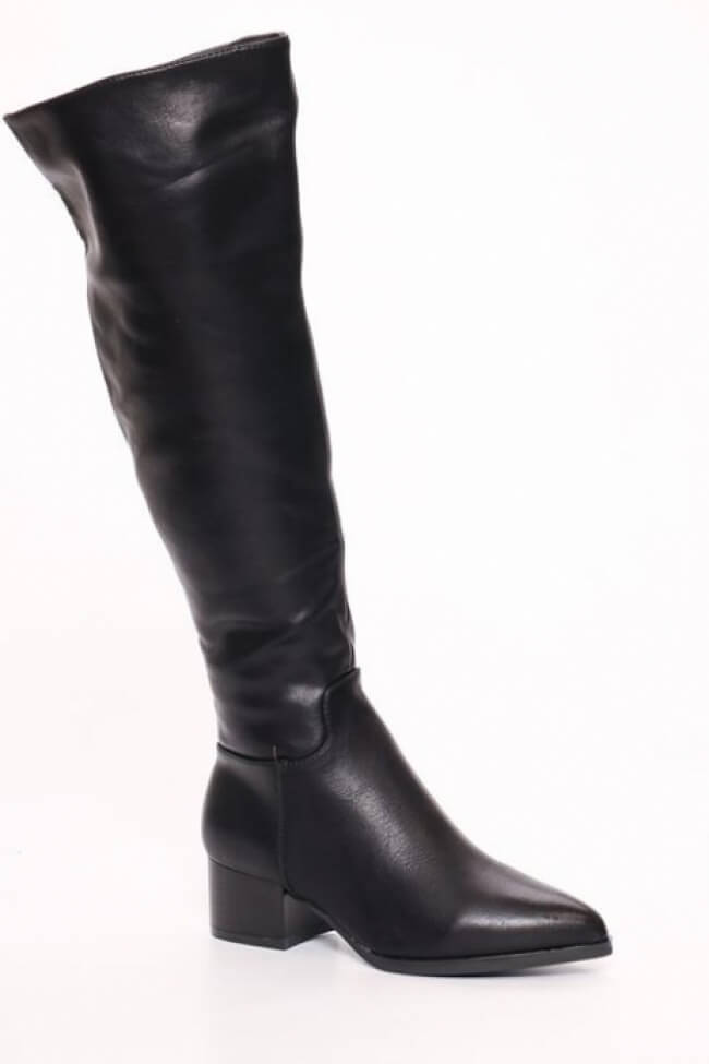Μπότες Μυτερές
