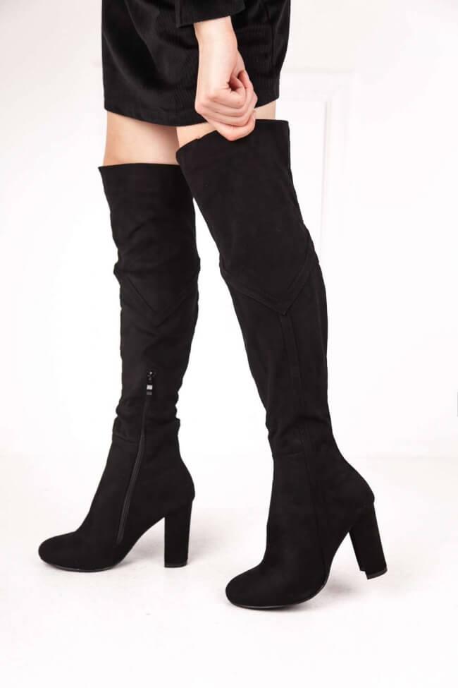 Μπότες Over the Knee