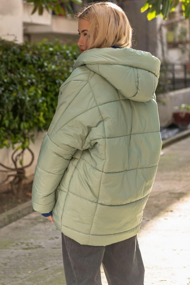 Μπουφάν Puffer Oversized