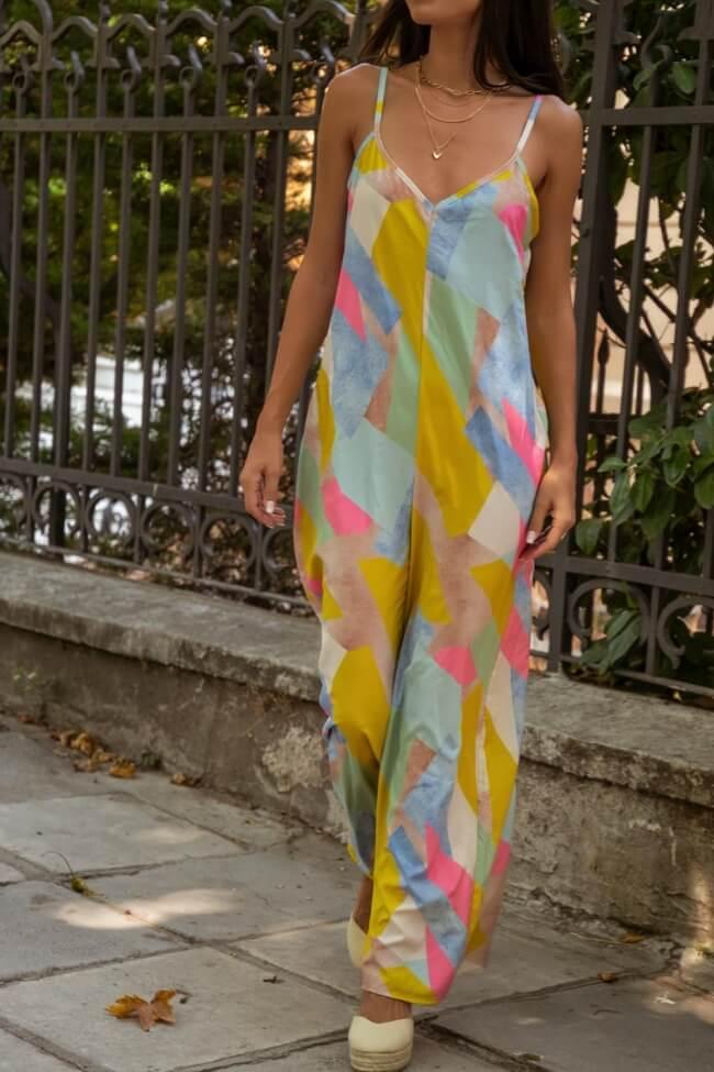 Ολόσωμη Colourfull Φόρμα