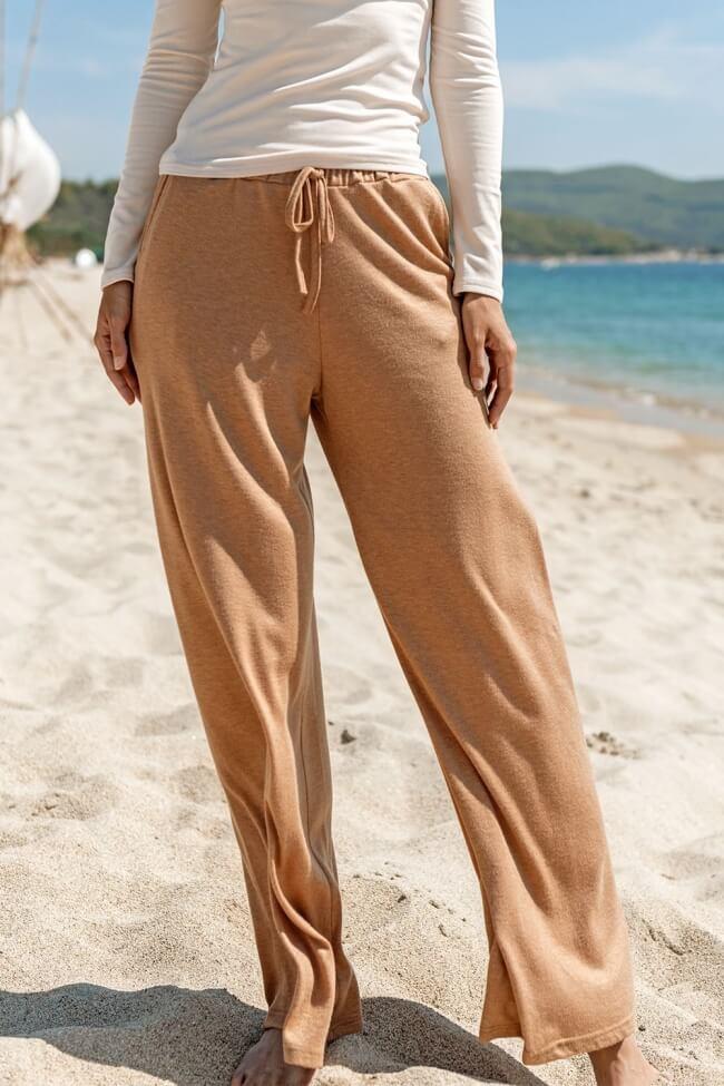 Παντελόνα Ελαστική με Λάστιχο