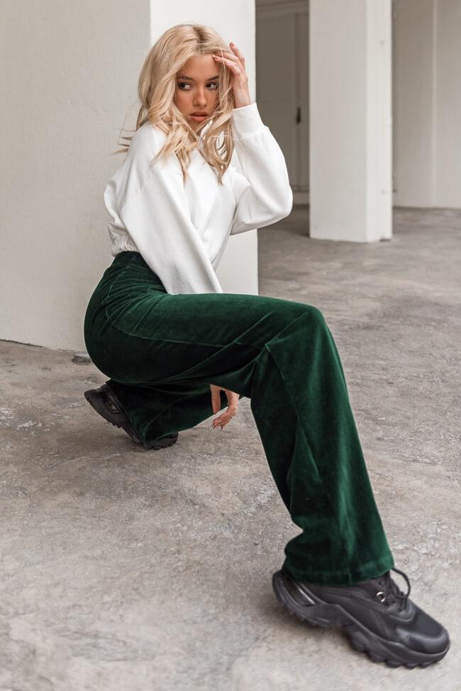 Παντελόνα Velvet Rip