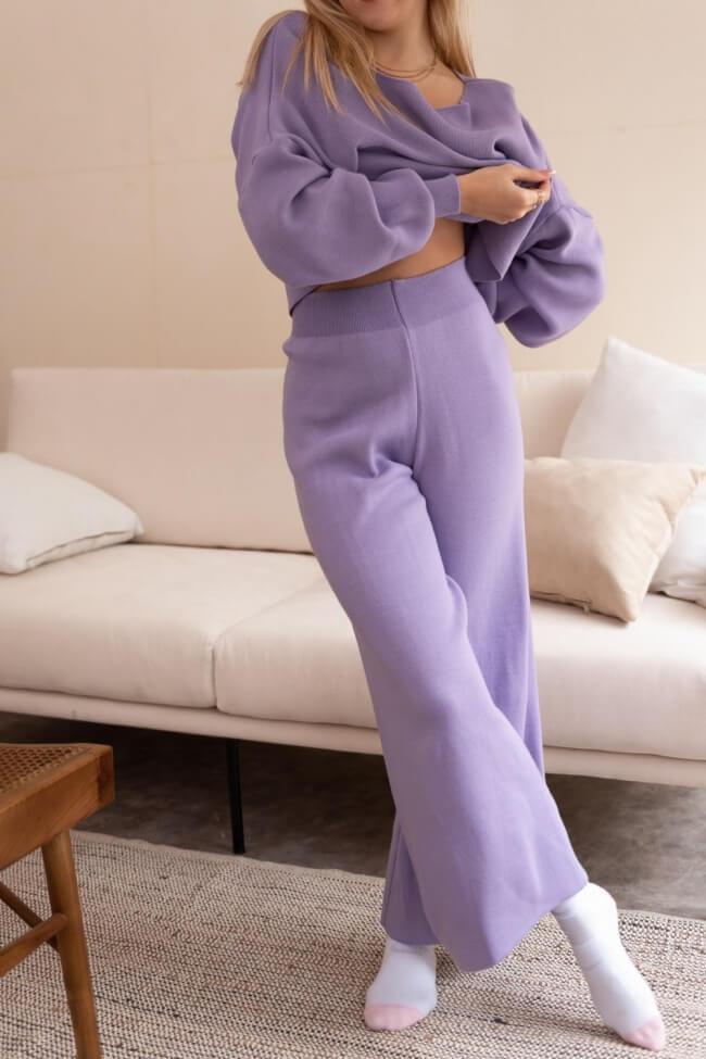 Παντελόνα Zip Culotte