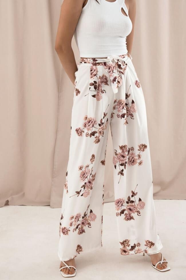Παντελόνι Floral