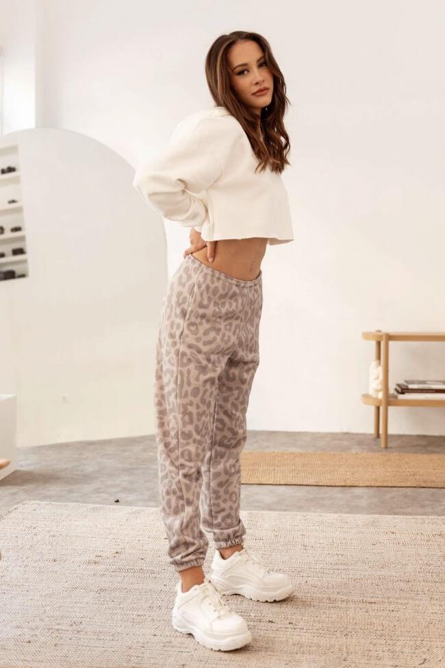 Παντελόνι Φόρμα Animal Print